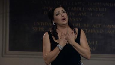 "Anna Netrebko Performs Rachmaninoff's ""A Dream"""