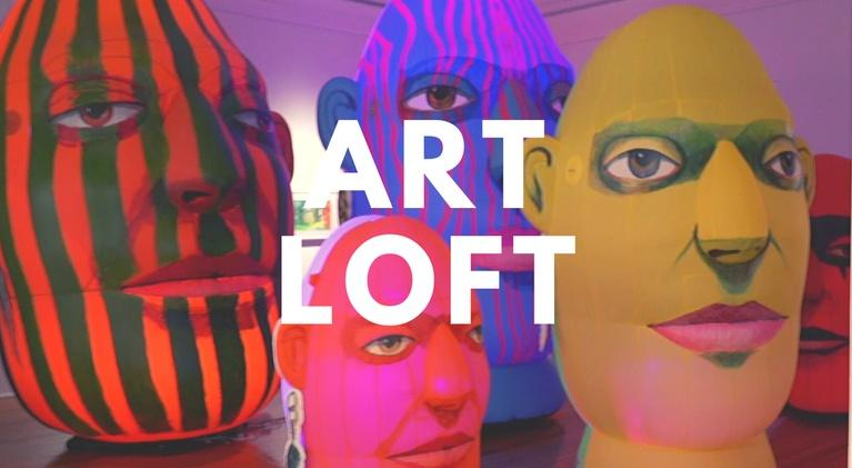 Art Loft: Stunning Large-Scale Visuals | Art Loft 801