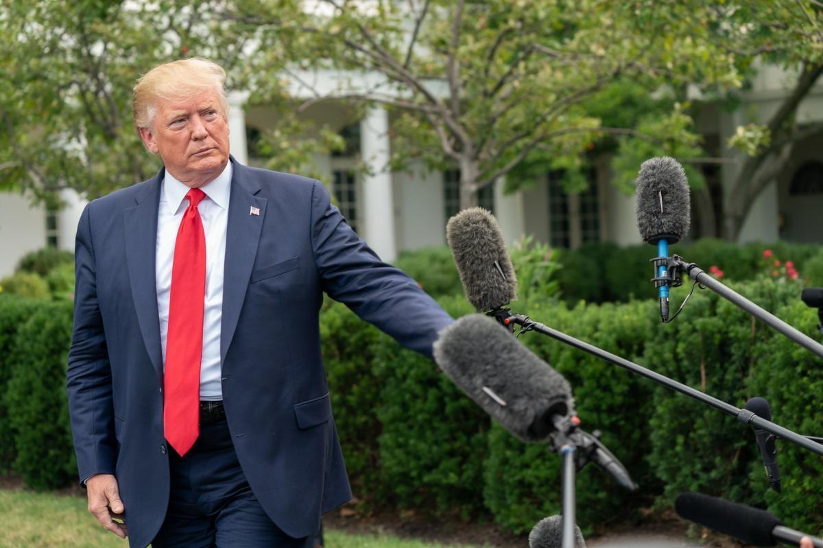 "FULL EPISODE: President Donald Trump vs. the ""squad"""