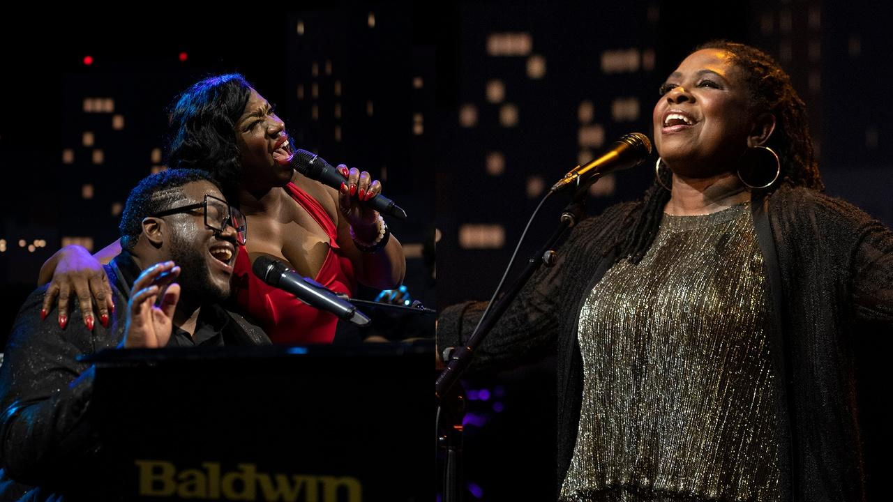Austin City Limits: The War and Treaty; Ruthie Foster