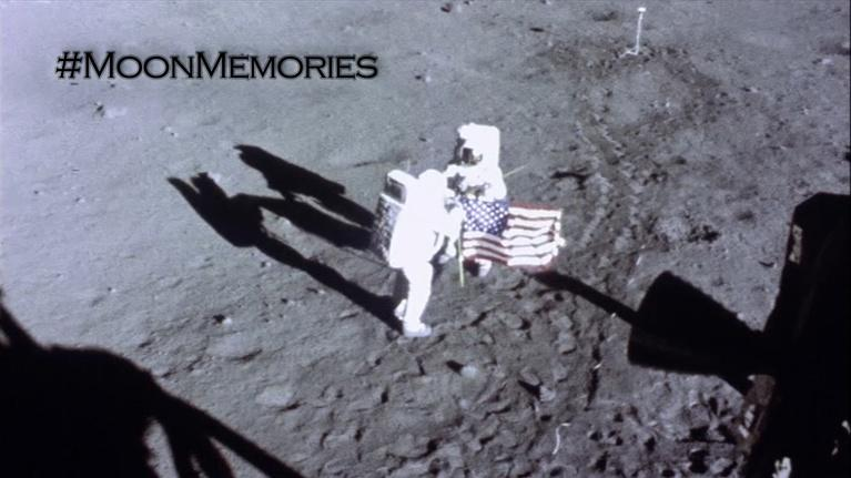 Space Chase USA: Moon Memories | Astronaut Autographs