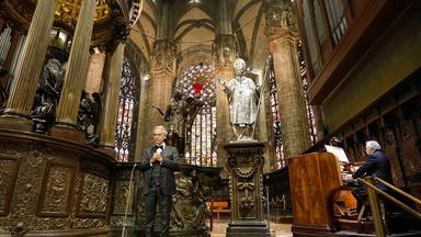 "Andrea Bocelli's ""Ave Maria"""