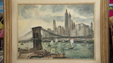 Antiques Roadshow -- S21 Ep15: Appraisal: Paul Maze Watercolor, ca. 1939