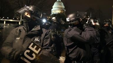 Congressional report details failures during Capitol attack