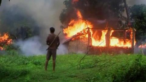 "FRONTLINE -- ""Myanmar's Killing Fields"" - Preview"