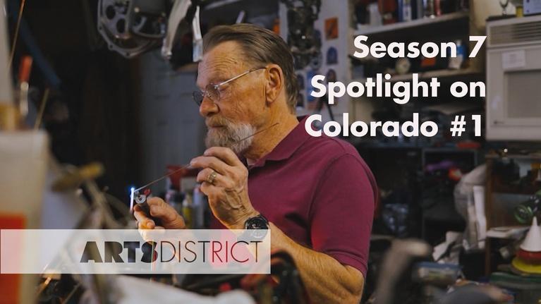 Arts District: Season 7 Spotlight on Colorado Art  #1