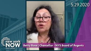 Regents Chancellor Betty Rosa on reimaginging education, aid