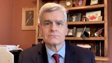 GOP Sen. Bill Cassidy: Why I Voted to Convict Trump