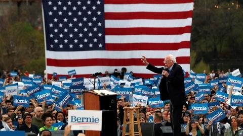 After Nevada win, how strong is Sanders' 2020 momentum?