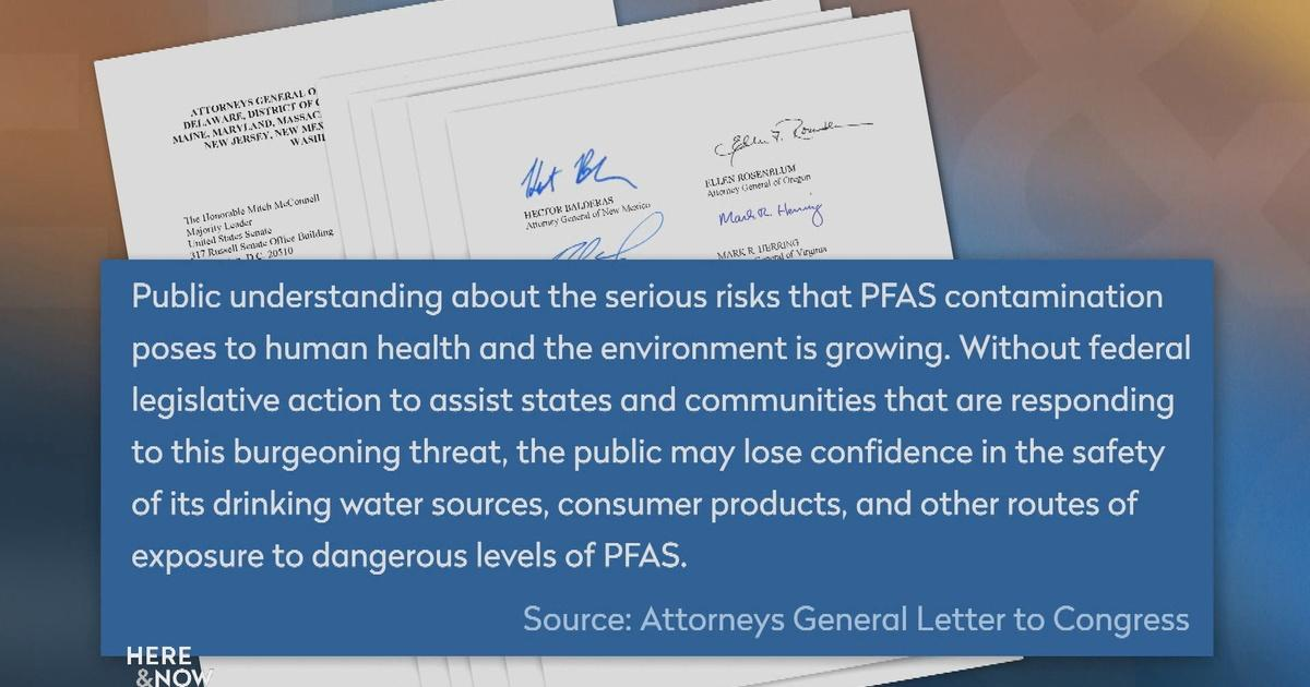 Pfas Sources