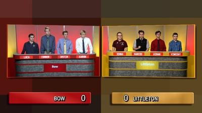 Granite State Challenge | Bow Vs. Littleton
