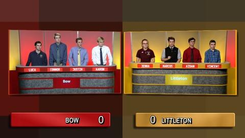 Bow Vs. Littleton