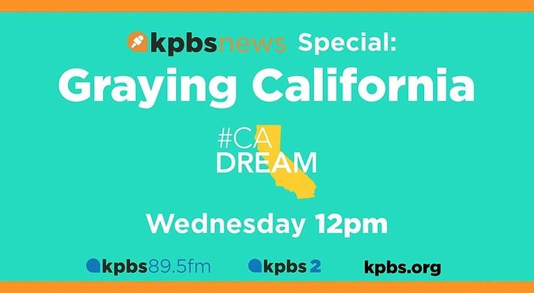 KPBS Specials: How Prepared Is California For The Booming Senior Population