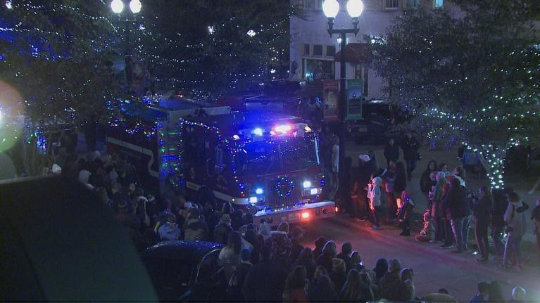 KAMU-TV Specials: 2017 Downtown Bryan Lighted Christmas Parade