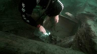 Mysterious Bones Found in 500-Year-Old Shipwreck