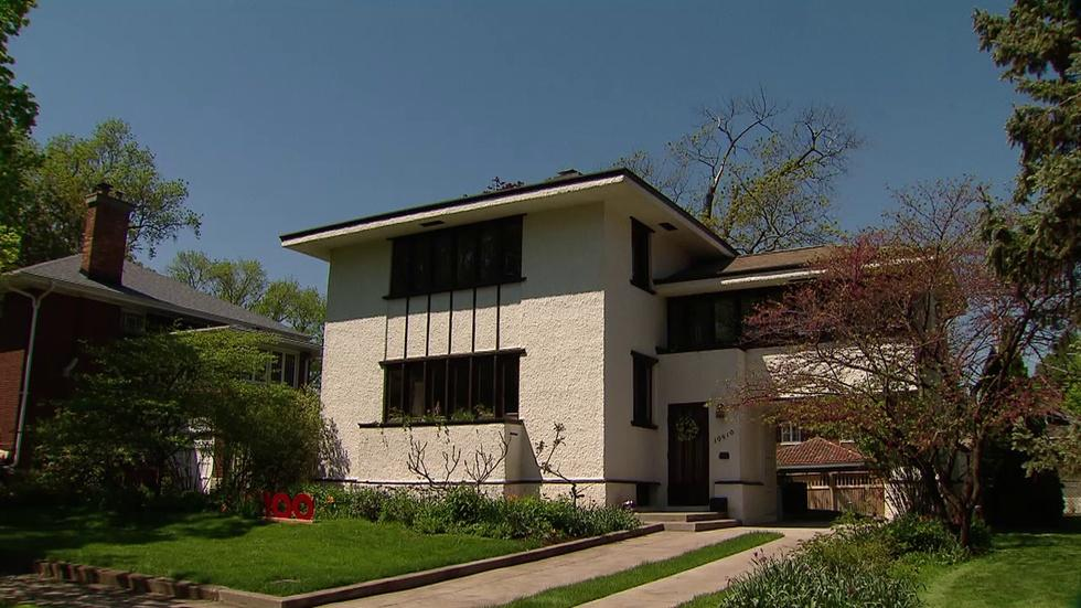 A Prefab Frank Lloyd Wright Home Opens to the Public This We image