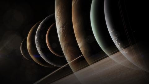 NOVA -- The Planets Series Trailer