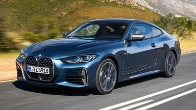 2021 BMW M440i & 2021 Buick Envision