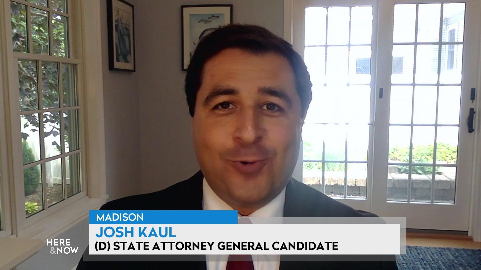 Kaul on 2022 Attorney General Run
