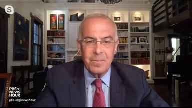 Shields and Brooks on virus aid standoff, remote conventions