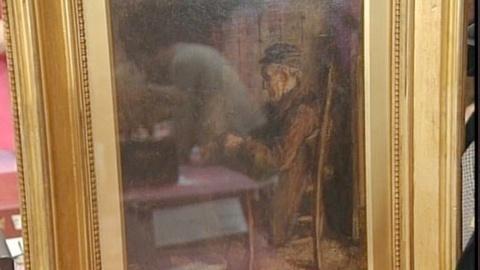 Antiques Roadshow -- S21 Ep20: Appraisal: Robert Gemmell Hutchinson Oil, ca. 1885