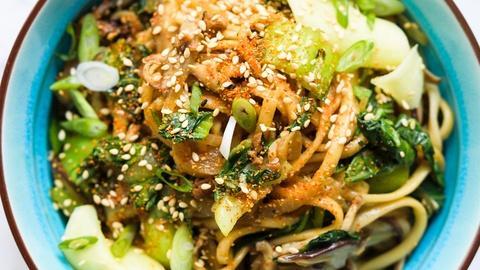 Milk Street -- The Japanese Quick Cook