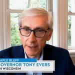 Gov. Evers: Focusing on Testing, Contract Tracing