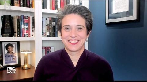 PBS NewsHour -- Tamara Keith and Amy Walter on President Trump's legacy