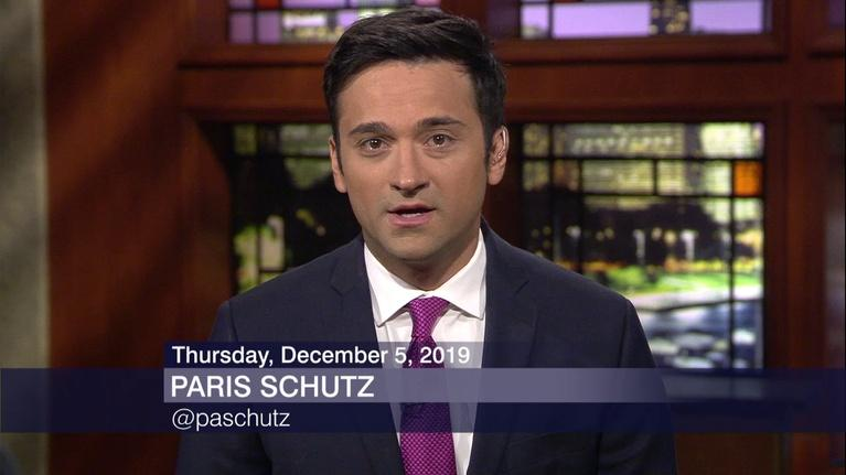 Chicago Tonight: December 5, 2019 - Full Show