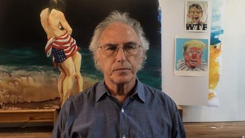 Artist Eric Fischl Discusses Parenthood and American Anxiety