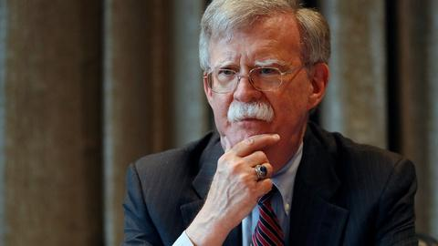 Why John Bolton says he didn't testify during impeachment