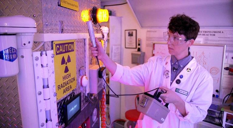 ReInventors: Meet the Man With a Nuclear Reactor in his Basement