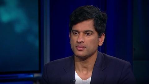 Amanpour and Company -- Dr. Rangan Chatterjee on the Effects of Workplace Stress