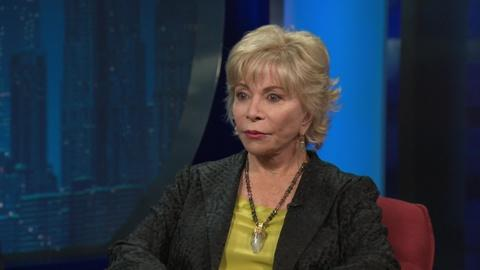 Amanpour and Company -- Isabel Allende on Immigration, Loss and Her New Novel