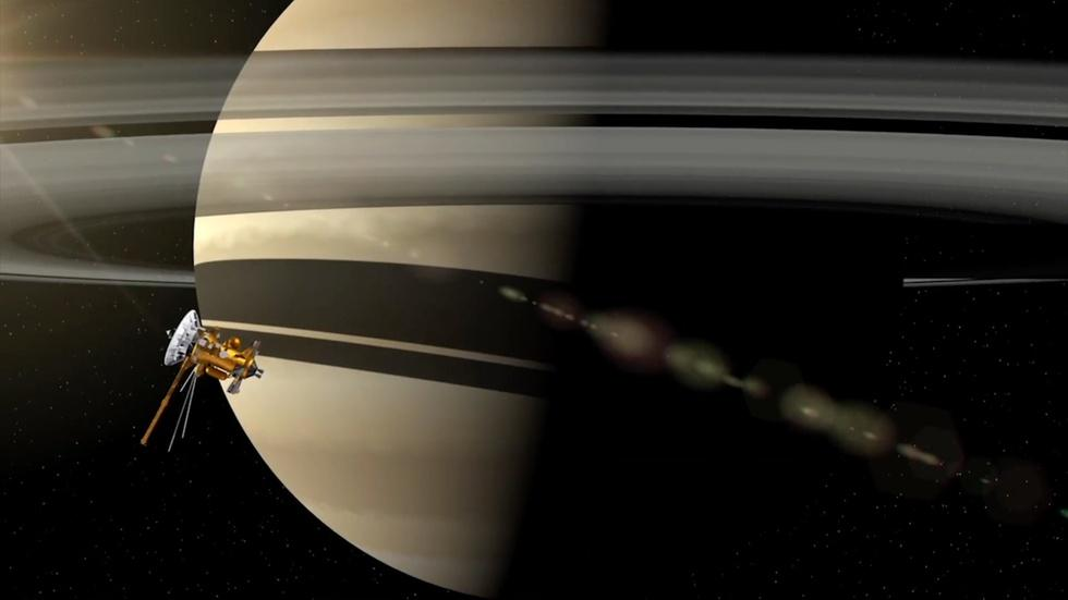 Amazing Discoveries from Cassini image