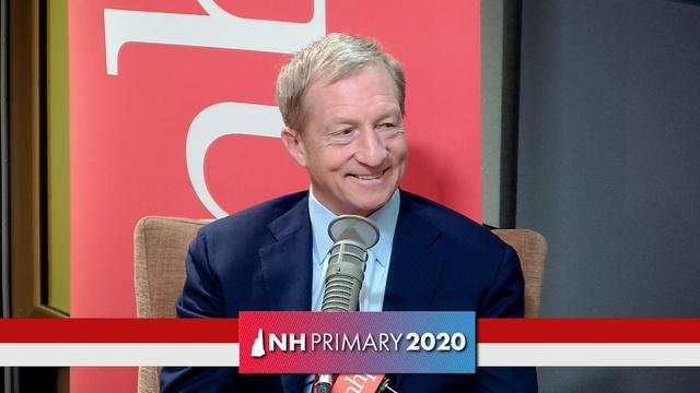 Tom Steyer: Presidential Primary Candidate