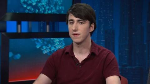 Amanpour and Company -- Caleb Cain and Kevin Roose on Radicalization and YouTube