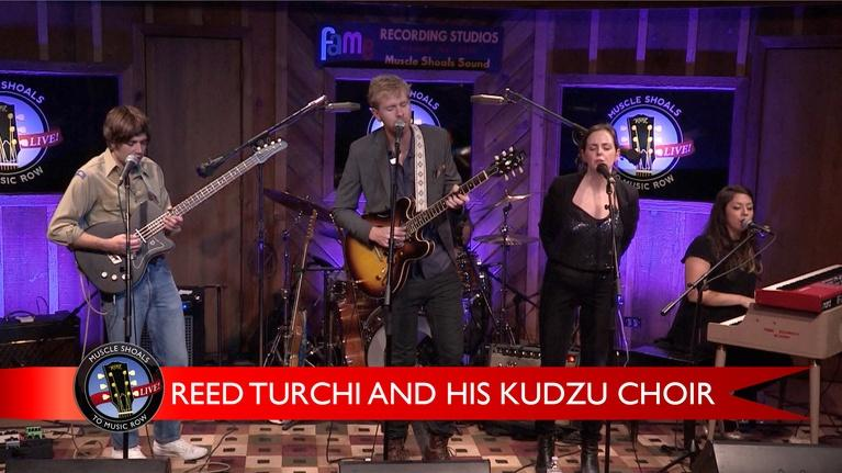 Muscle Shoals to Music Row: Reed Turchi and his Kudzu Choir