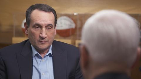 The David Rubenstein Show: Peer to Peer Conversations -- Mike Krzyzewski Interview Excerpt