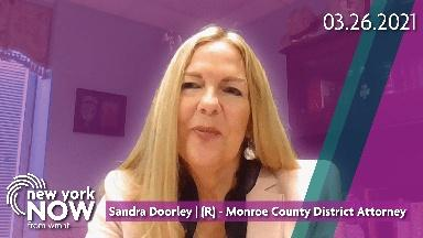 Criminal Justice Reform Funding with DA Sandra Doorley