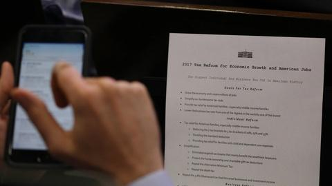 PBS NewsHour -- How Trump's tax plan could exacerbate inequality