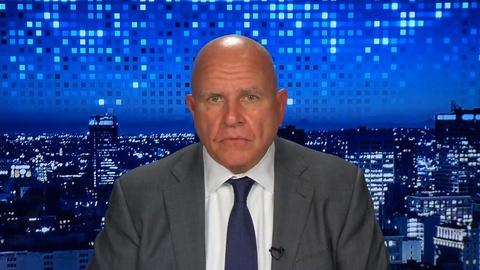 Amanpour and Company -- H.R. McMaster Reacts to President Trump's Taxes
