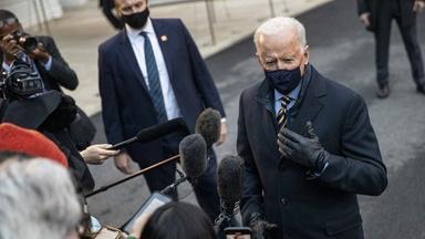 President Joe Biden's Foreign Policy Push