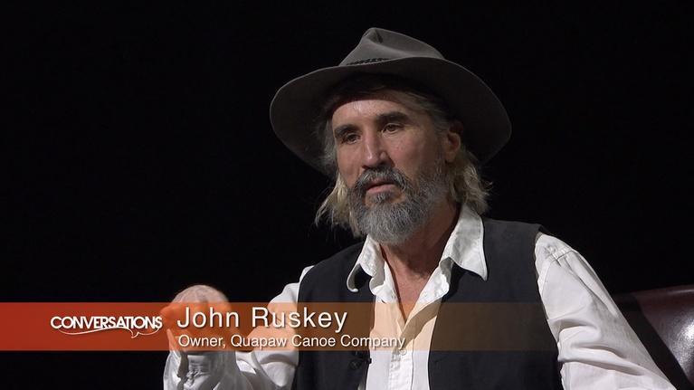Conversations: John Ruskey