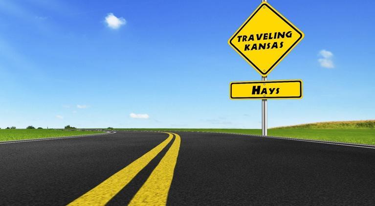 Traveling Kansas: Traveling Kansas - Hays   (EP501)