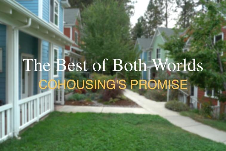 ViewFinder: Cohousing - Best of Both Worlds Thumbnail