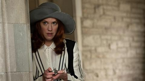 Frankie Drake Mysteries -- The Old Switcheroo