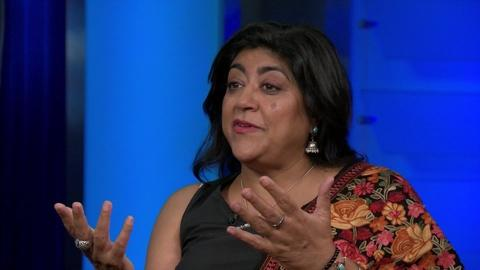 """Amanpour and Company -- Gurinder Chadha & Sarfraz Manzoor on """"Blinded by the Light"""""""