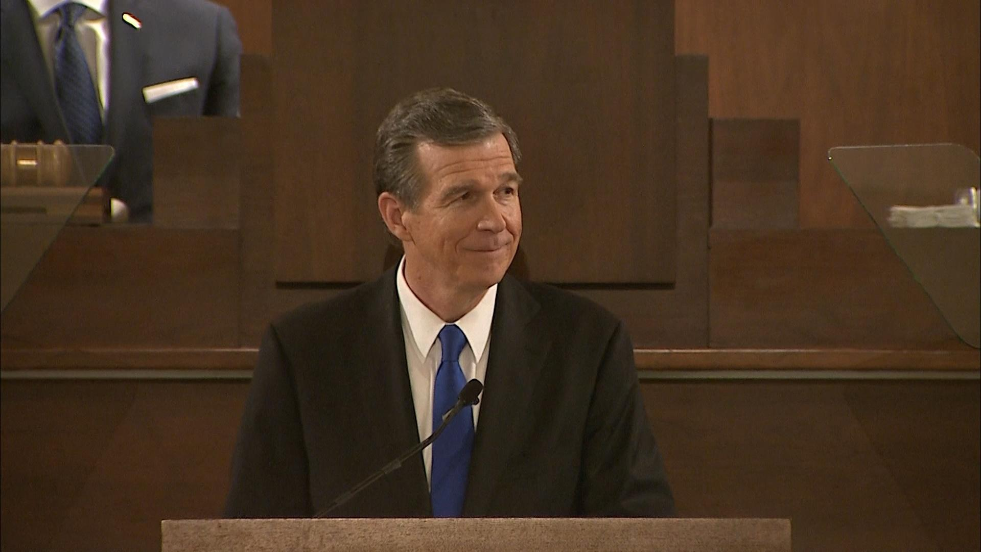 Governor Roy Cooper's 2019 State of the State Add