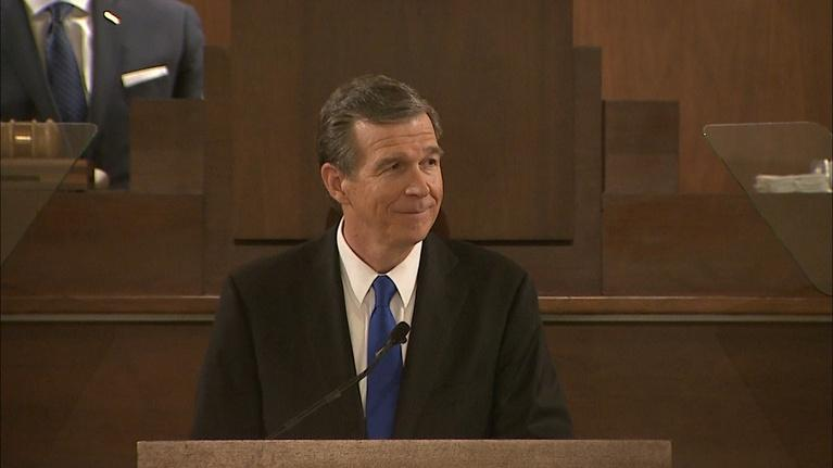 NC Channel: Governor Roy Cooper's 2019 State of the State Address